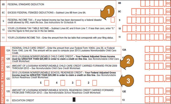 Fed Inc Tax. Bubble 1 2 And 3 Section. Worksheet. 2013 Itemized Deduction Worksheet At Clickcart.co